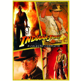 Indiana Jones � Quadrilogia Completa (DVD) - Steven Spielberg (Diretor)