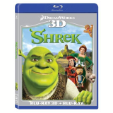 Shrek Blu-ray 3d + (Blu-Ray) - Andrew Adamson