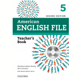 American English File 5 - Second Edition Classic: Teachers Pack -