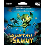 As Aventuras de Sammy (DVD)