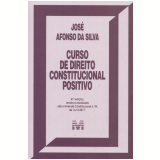 Curso de Direito Constitucional Positivo - José Afonso Silva
