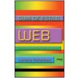 Guia de Estilo Web - Luciana Moherdaui
