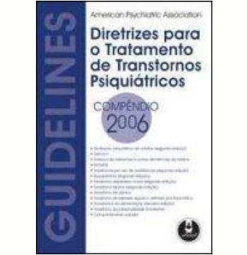 Diretrizes para o Tratamento de Transtornos Psiquiátricos