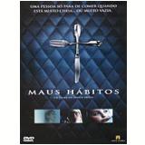 Maus Hábitos (DVD) - Vários (veja lista completa)