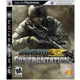 SOCOM: U.S. Navy SEALs Confrontation (PS3) -