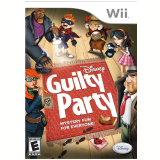 Disney Guilty Party (Wii) -