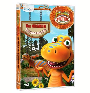 Dinotrem - Um grande Tiranossauro (DVD)