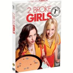 DVD - 2 Broke Girls - A Primeira Temporada Completa - Kat Dennings - 7892110143899