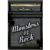 Monsters Of Rock Vol.4 (DVD) - V�rios