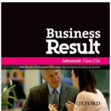 Business Result Advanced Class (2 Cds) (CD) -