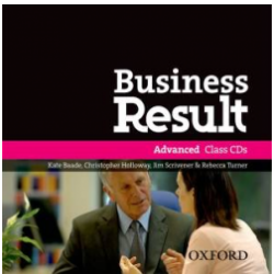 CDs - Business Result - Business Result Advanced Class ( 2 Cds ) - 9780194768269