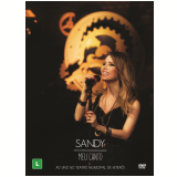 Sandy - Meu Canto - Ao Vivo (DVD) - Sandy