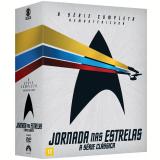 Jornada nas Estrelas - A Série Clássica (DVD) - William Shatner, Leonard Nimoy