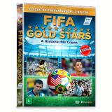 Fifa Gold Stars - A História das Copas (DVD) - Pelé, David Beckham