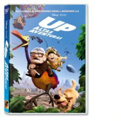 DVD - Up: Altas Aventuras - Pete Docter ( Diretor ) - 7899307913471
