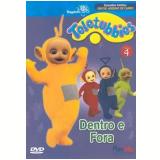 Teletubbies - Dentro e Fora - Volume 4 (DVD) - Paul Gawith (Diretor), Vic Finch (Diretor), Andrew Davenport (Diretor)