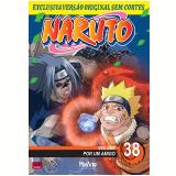 Naruto Vol. 38 (DVD) -