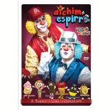 Atchim & Espirro - A Turma Da Casa De Chocolate (DVD) - Atchim & Espirro