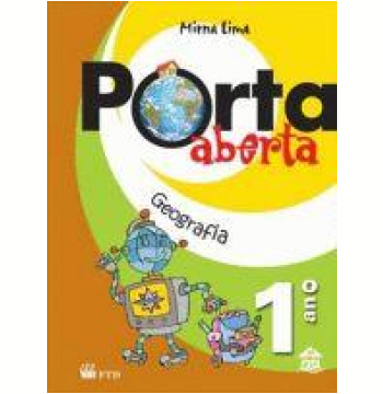 Porta Aberta - Geografia - 1º Ano - Ensino Fundamental I