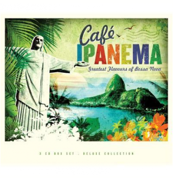 Box - Café Ipanema - Trilogy (3 Cds) - Varios (CD)