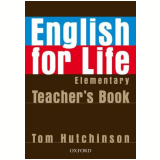 English For Life Elementary Teacher'S Book -