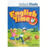 English Time 1 Itools Dvdrom - Second Edition -