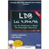 Ldb - Lei 9.394/96 - Lei De Diretrizes E Bases Da Educaçao Nacional