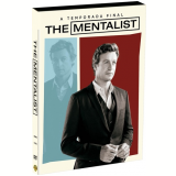 The Mentalist - 7ª Temporada Completa (DVD) - Bruno Heller (Diretor)