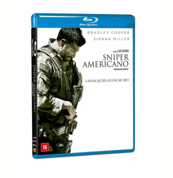 Sniper Americano (Blu-Ray)
