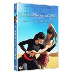 DVD - O Dançarino do Deserto - Freida Pinto - 7898489247954