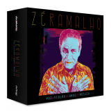 Zé Ramalho - Voz e Violão 40 Anos de Música (DVD) +  (CD) - Zé Ramalho