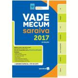 Vade Mecum Tradicional Saraiva 2017 - Editora Saraiva