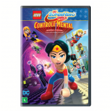 Lego Dc Super Hero Girls - Controle Mental (DVD) - Romi Dames