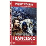 Francesco - A História de São Francisco de Assis (DVD) - Helena Bonham Carter, Mickey Rourke, Mario Adorf