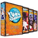 Box 4 - Yu Yu Hakusho - O Torneio das Trevas - Volumes 13 a 15 (DVD) - Noriyuki Abe (Diretor)