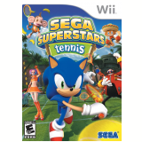 SEGA Superstars Tennis (Wii) -