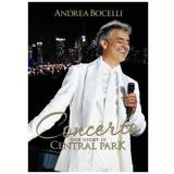 Andrea Bocelli - Concerto - One Night in Central Park (DVD) - Andrea Bocelli