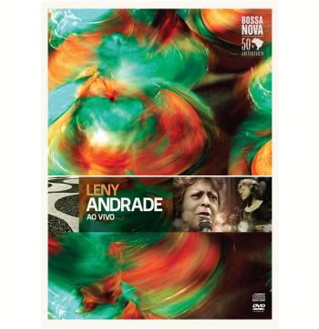Leny Andrade - Ao Vivo (DVD)
