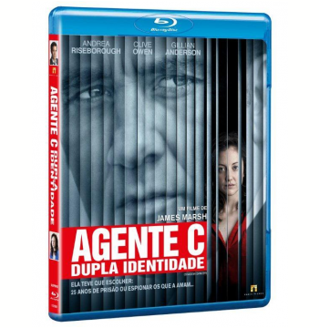 Agente C - Dupla Identidade (Blu-Ray)