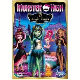 Monster High - 13 Monster Desejos (DVD) - Desenho