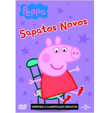 Peppa Pig: Sapatos Novos (DVD)