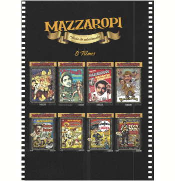 Box Mazzaropi - Edição de Colecionador Vol. 1 (DVD)