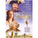 As Aventuras do Barão Munchausen (DVD) - Vários (veja lista completa)