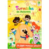 Turminha Da Natureza (DVD) - Varios Interpretes