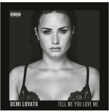 Demi Lovato - Tell Me You Love Me - DeLuxe (CD)