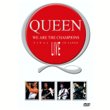 Queen- We Are The Champions - Final Live In Japan (DVD) - Queen