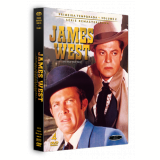 James West - 1ª Temporada - Vol. 2 (DVD) - Don Taylor (Diretor)