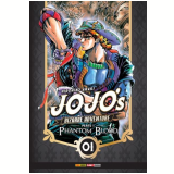 Jojo's Bizarre Adventure - Phantom Blood - Parte 1 (Vol. 1) - Hirohiko Araki