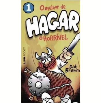 O Melhor de Hagar, O Horrível (Vol. 1)