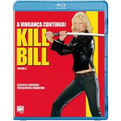 Blu - Ray - Kill Bill - Volume 2 - Quentin Tarantino ( Diretor ) - 7899154509711